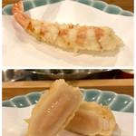 tempuraryourisakura - 海老と帆立