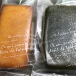 パティスリー 京香 - フィナンシェ & フィナンシェ抹茶