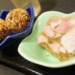 蕎麦 きくち - 豚テリーヌ