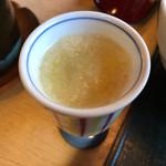 野鶴亭 - 朝食
