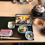 野鶴亭 - 料理写真:朝食