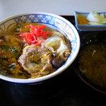 喰膳 蔵・ら~ - 料理写真:油麩丼