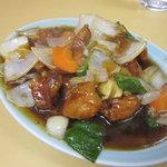 新京 - 酢豚
