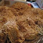 新京 - 焼きそばの麺