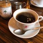 61861568 - 食後のコーヒー&ココナッツシュガー