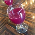 61861573 - ランチの食前酒 サングリア