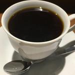 シャンズカフェ - エチオピアモカは浅煎りでお願いしました。