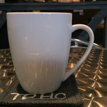 the RAYHAM coffee - 結構量があります