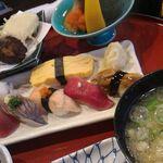 喜仙寿司 -