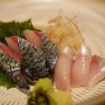 博多 表邸 - 長崎県産 泳ぎ鯖造り
