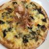 レストランウィンキー - 料理写真:すんきピザ…のっかりました(笑)