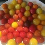 代々木バル - ツトムくんのトマト