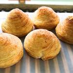 タイゾーベーカリー - 料理写真:これを頂きましたが、美味しかった〜 名前も分かりませんが(笑)