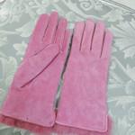 61868548 - 新しくやってきた 「豚」しゃん手袋…;^_^A よろしくお願いします(*^_^*)