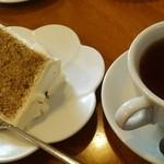 61868558 - 紅茶シフォン&紅茶