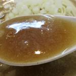 煮干中華ソバ イチカワ - 裏かけ(塩)