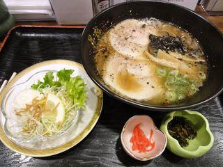 麺工房 昇龍 - 博多