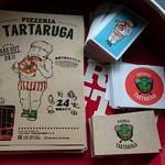 ピッツェリア・タルタルーガ -