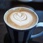 エスジェイオーコーヒー - カフェラテ