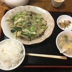 七福家 - 料理