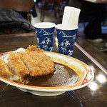 ハングリーベア・レストラン - ロースカツカレー