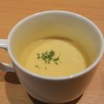 ガレット・カフェフェアリーハウス - スープ