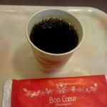ボン クール - ホットコーヒー:無料サービス