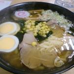 桜井食堂 - 蔵らーめん醤油味