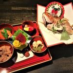 海わ屋 - 料理写真:お食い初め祝い膳¥4,968