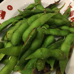 炭焼きイタリアン酒場 炭リッチ - 枝豆