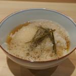 61874927 - 新潟ひといちのお米と利尻昆布トロの御飯