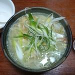 元禄うどん - 料理写真:
