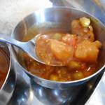 カジャ ガル - 野菜カレー