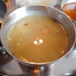カジャ ガル - 豆のカレー
