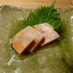 いろり庵 - 料理写真:あん肝西京漬け