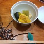 すっぽん鍋 鱧料理 三栄 - 京野菜の焚合せ