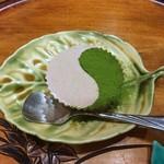 すっぽん鍋 鱧料理 三栄 - デザート