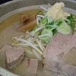 らーめん来斗 - 味噌ラーメン750円