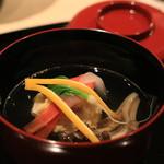 乃木坂 しん -  ほたて真薯のおわん