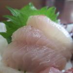 池田丸 - カンパチアップ