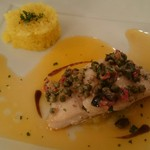 シェ松尾 - 魚料理   金目鯛