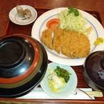 レストラン大和久 - 料理写真: