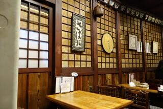 いづ重 - (2016/12月)店内