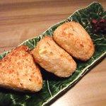 香家 - 季節ご飯の焼きおにぎり
