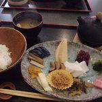 洛菜 - 料理写真:ぶぶ漬けセット