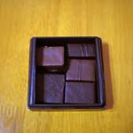 ボングーショコラ - 料理写真:ボンボンショコラ~☆