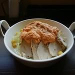 洋食オリホン Yoshoku BAR & Restaurant - ハーブ鶏のサラダ