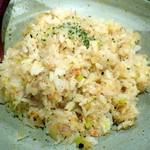 シロクマ食堂 - 蟹タップリチャーハン