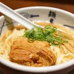 麺屋武蔵 - ら〜麺 (¥860)