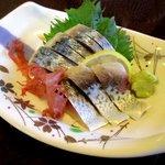 お食事処かなめ - 料理写真:しめ鯖!